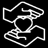 heart on hands