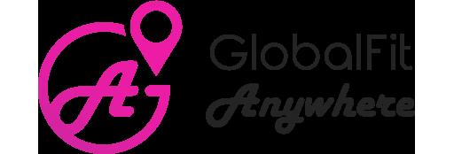 GlobalFit Anywhere Logo